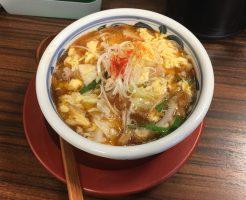 酸辣湯麺【御成屋】(埼玉・西川口)